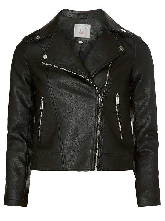 Save on this DOROTHY PERKINS Petite Pu Biker Jacket