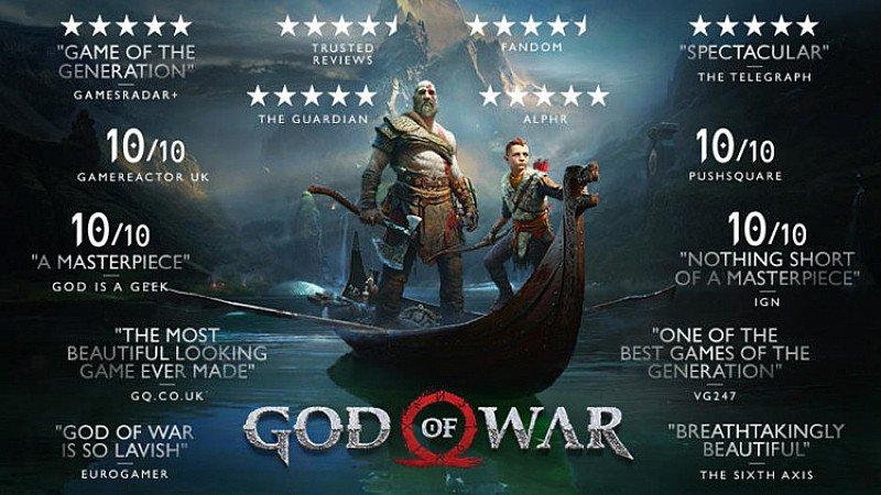 BUY God Of War Pre-Owned £34.99!