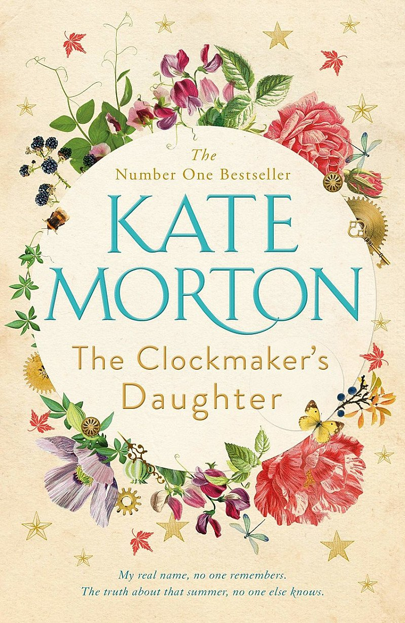 SAVE 50% - The Clockmaker's Daughter!