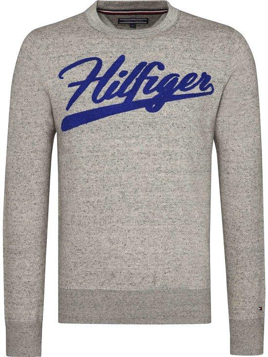 SAVE- TOMMY HILFIGER Iggy Logo Sweater