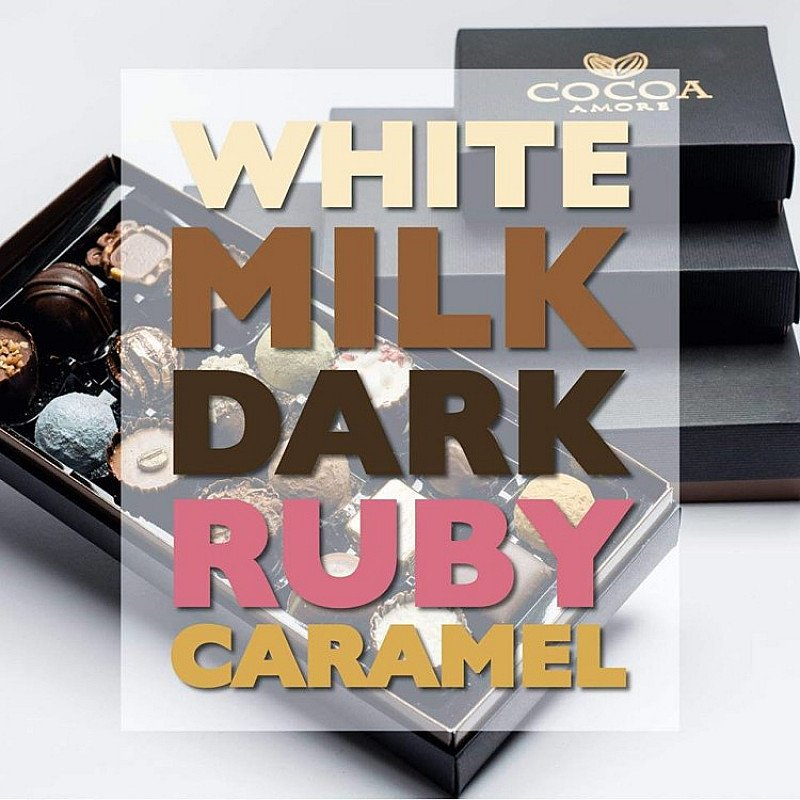 It's National Chocolate Week!