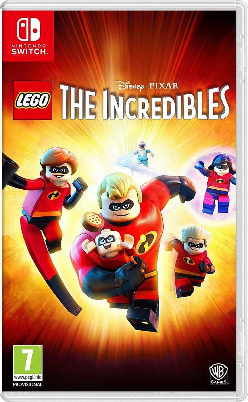 SAVE- LEGO THE INCREDIBLES