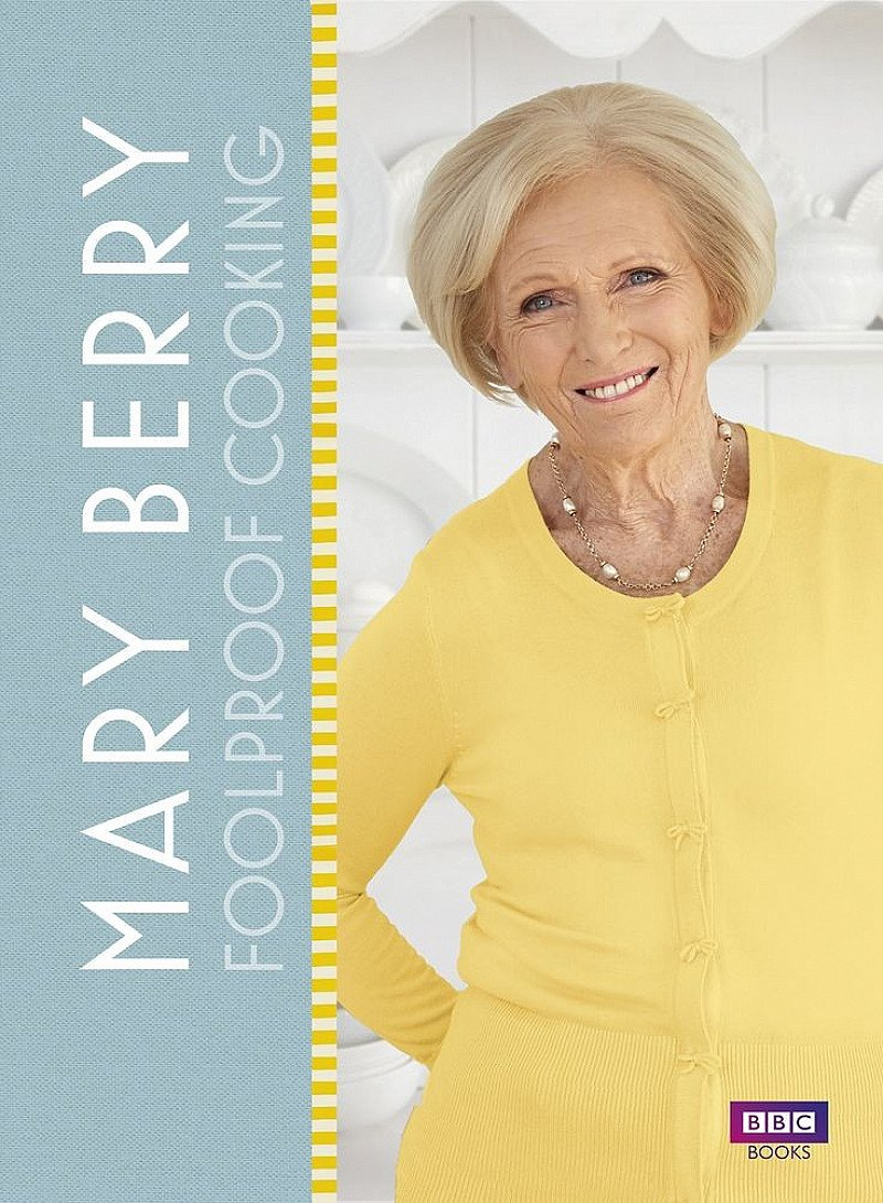 Save on Mary Berry: Foolproof Cooking