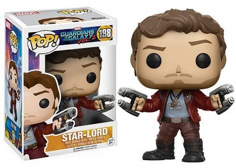 Save on this Pop Vinyl Guardians Of The Galaxy 2: Star-Lord