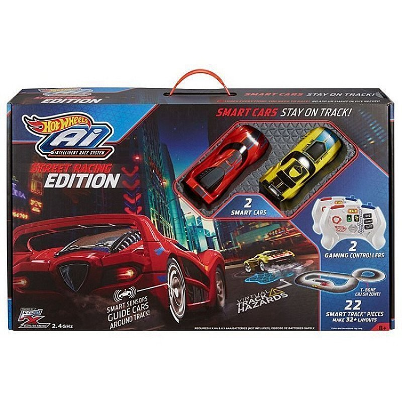 Save on this Hot Wheels AI Starter Set
