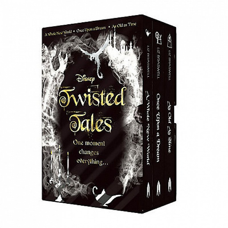 Save on Disney Twisted Tales 3 Book Set