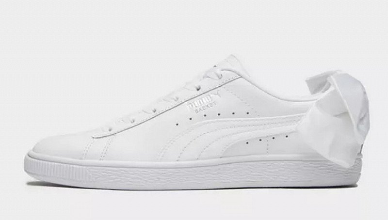 Save on these PUMA Basket Bow Women's