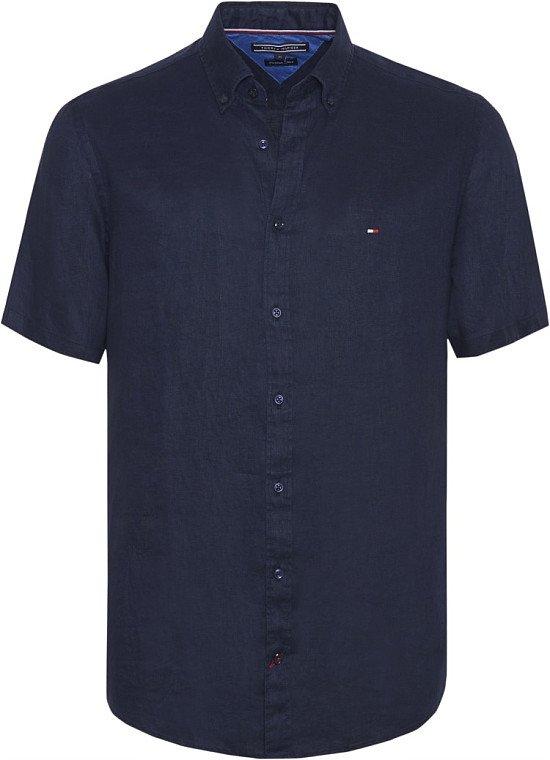 Save on this TOMMY HILFIGER Windsurf Short Sleeve Linen Shirt