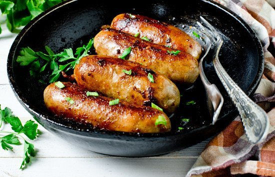 We've got the sausage expertise!