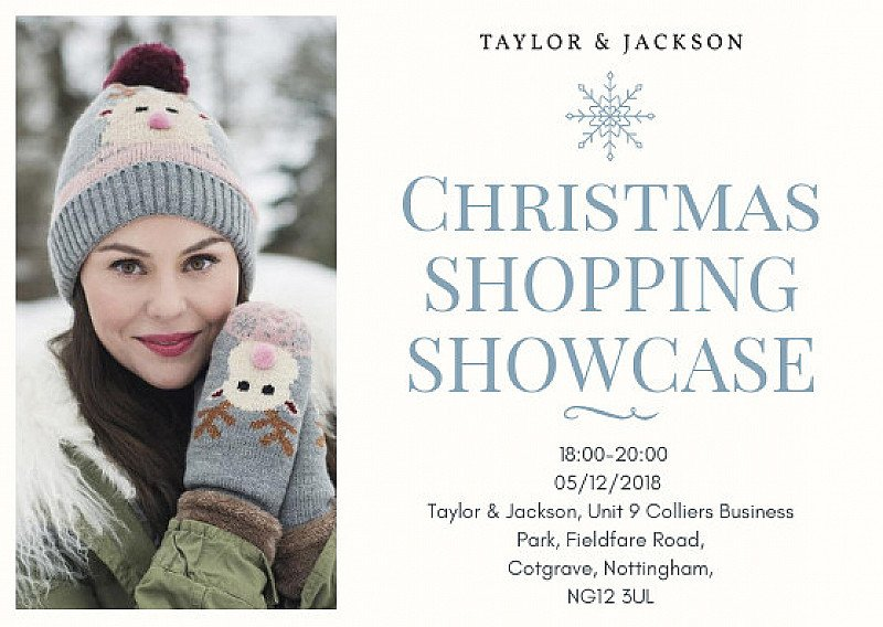Christmas Shopping Showcase!