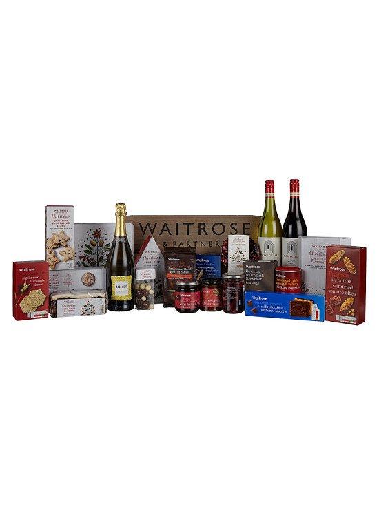 NEW CHRISTMAS GIFTS - Waitrose & Partners Christmas Celebration Crate £150.00!