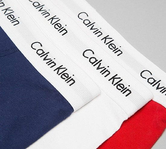 CHRISTMAS GIFTS - Calvin Klein Cotton Stretch 3 Pack Boxer Short | Assorted £34.99!
