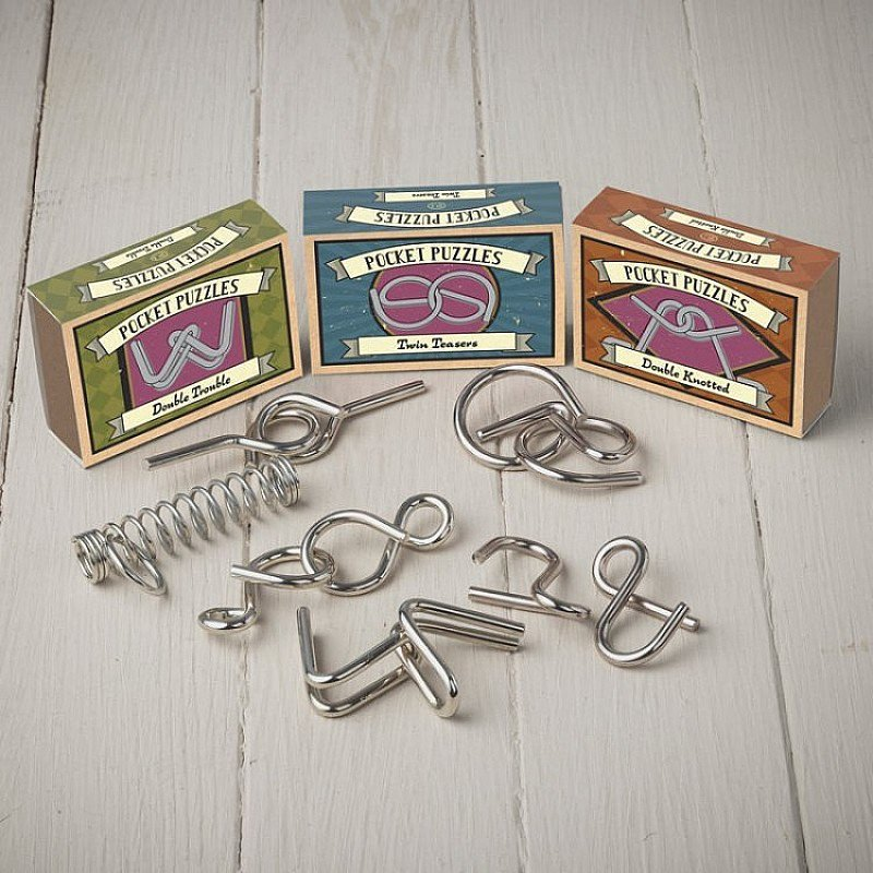 Stocking Fillers - POCKET PUZZLES £2.00!