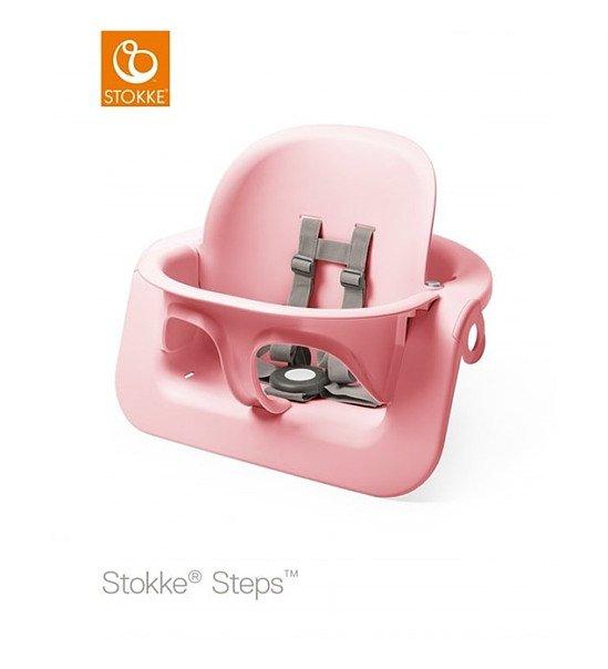 SALE - Stokke Steps Baby Set - Pink!