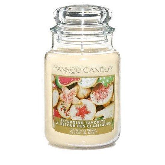 Christmas Wish Large Jar Candle - £23.99!