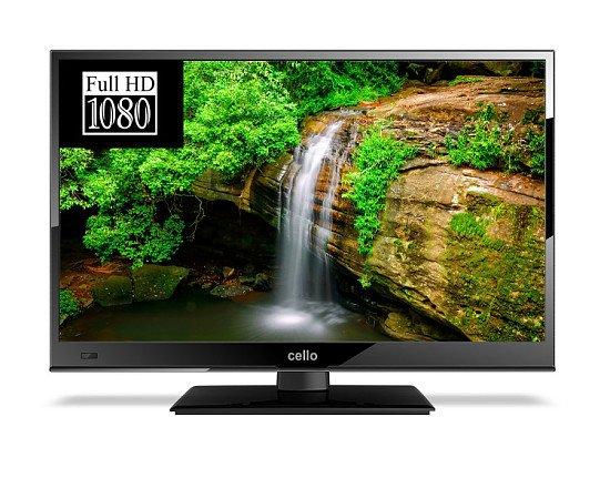 BUY NEW - CELLO DVB (20) LED-LCD TV £129.00!