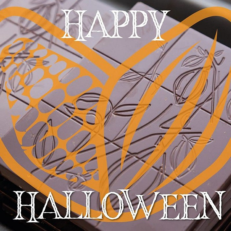 Happy Halloween from the team at Cocoa Amore