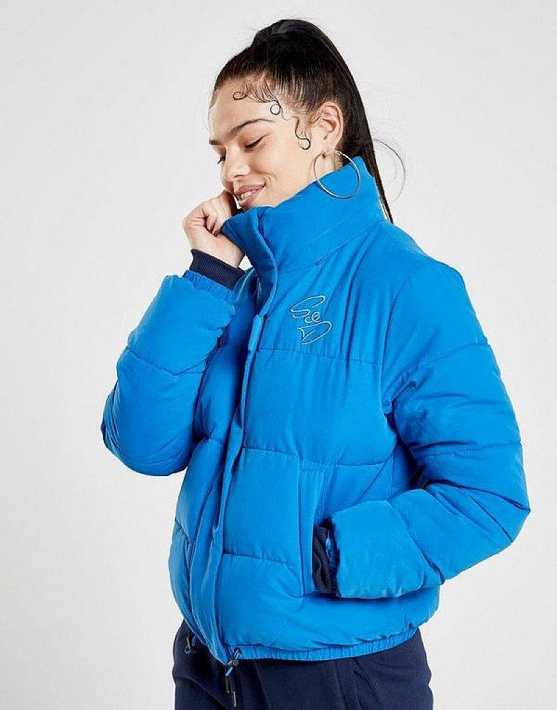 SAVE 25% - Supply & Demand Padded Boxy Puffer Jacket!