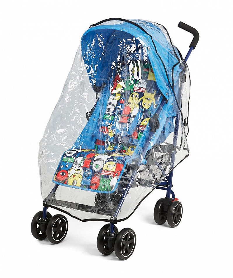 SAVE £10.00 on this Mothercare Nanu Stroller-Monster!