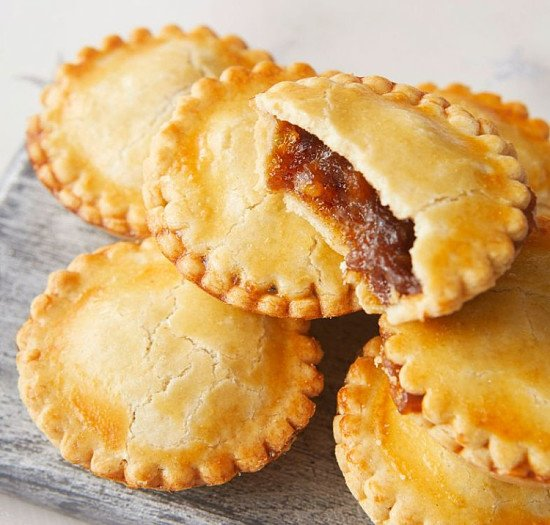 Try our famous mince pies!