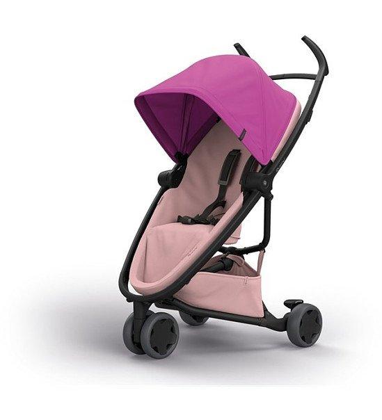 SAVE £50.00 - Quinny Zapp Flex Stroller - Pink on Blush!