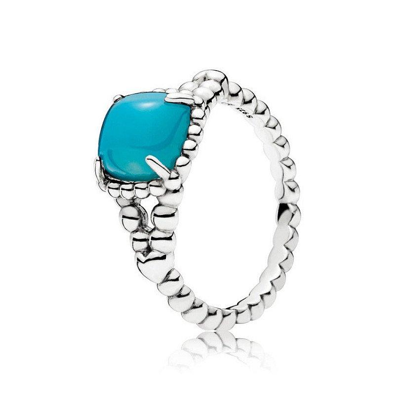 SALE: GET 36% OFF - BLUE VIBRANT SPIRIT RING!