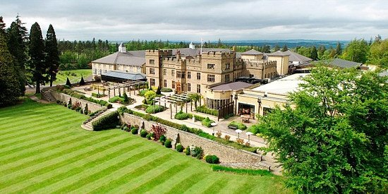 UK BREAKS & HOTELS: £110pp – 2-night Northumberland retreat inc meals & wine!