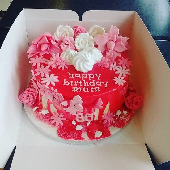 We do speciality cakes!