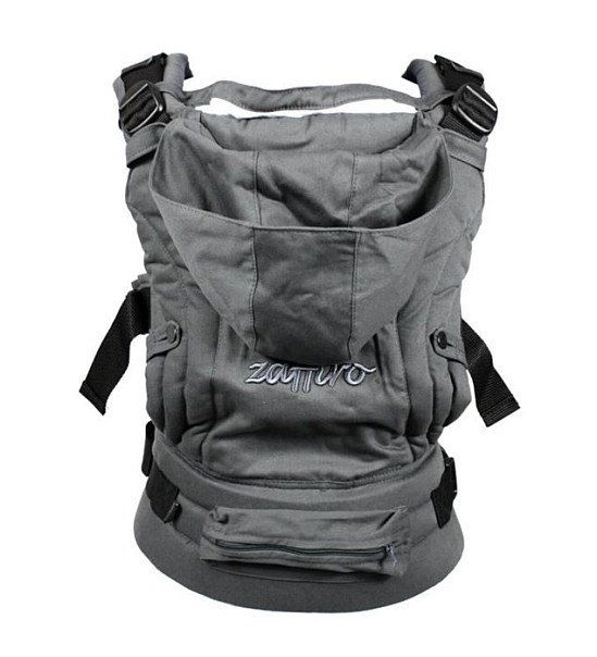 YOU SAVE £50.00 - Direct2Mum Eco Baby Carrier Graphite!