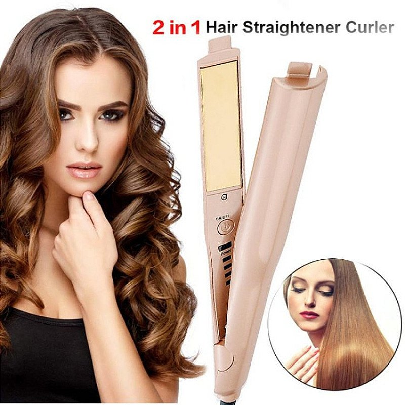 Magic Hair Iron - Buy 2 And Get 10-15% Off Plus A Free Watch!!!