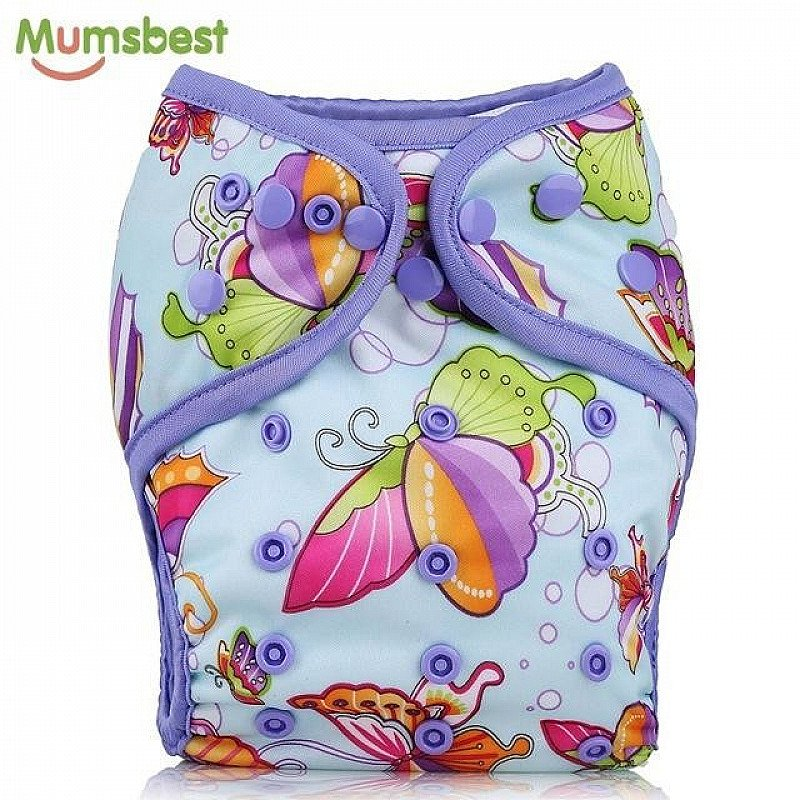 New Design Baby Cloth Diaper Waterproof ,Washable And Reusable   Buy 2 Products And Get 10-15%