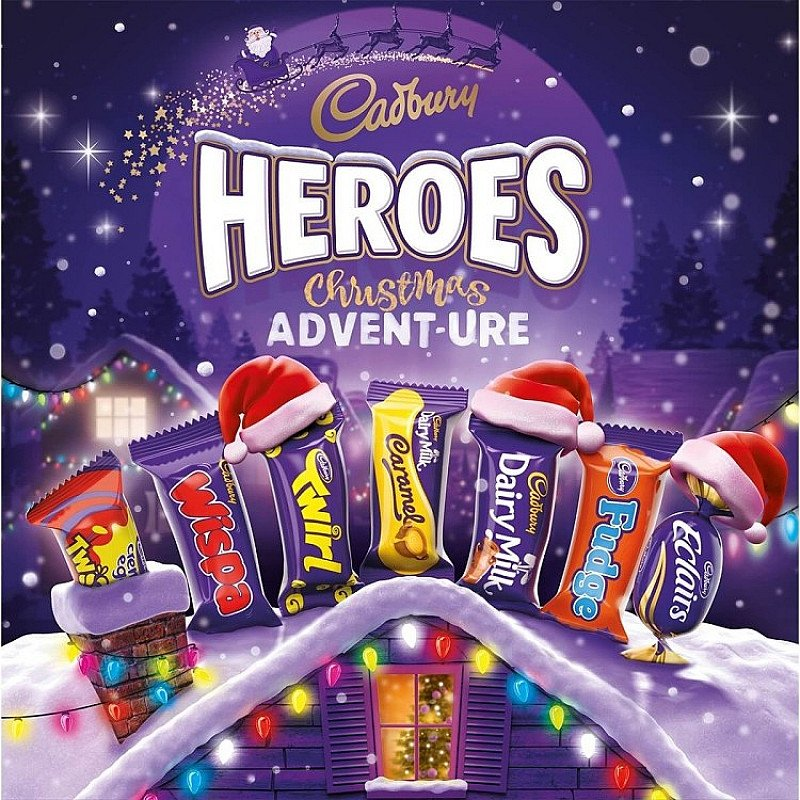 WIN A CHRISTMAS ADVENT CALENDER