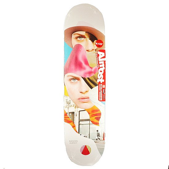 Almost Daewon Girl Collage Deck - £50.00!