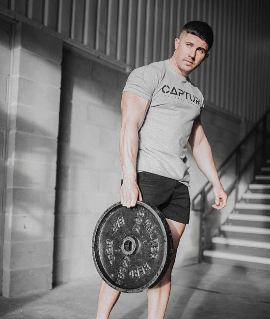 WIN A GYMFIT T-SHIRT FROM THE NEW RANGE