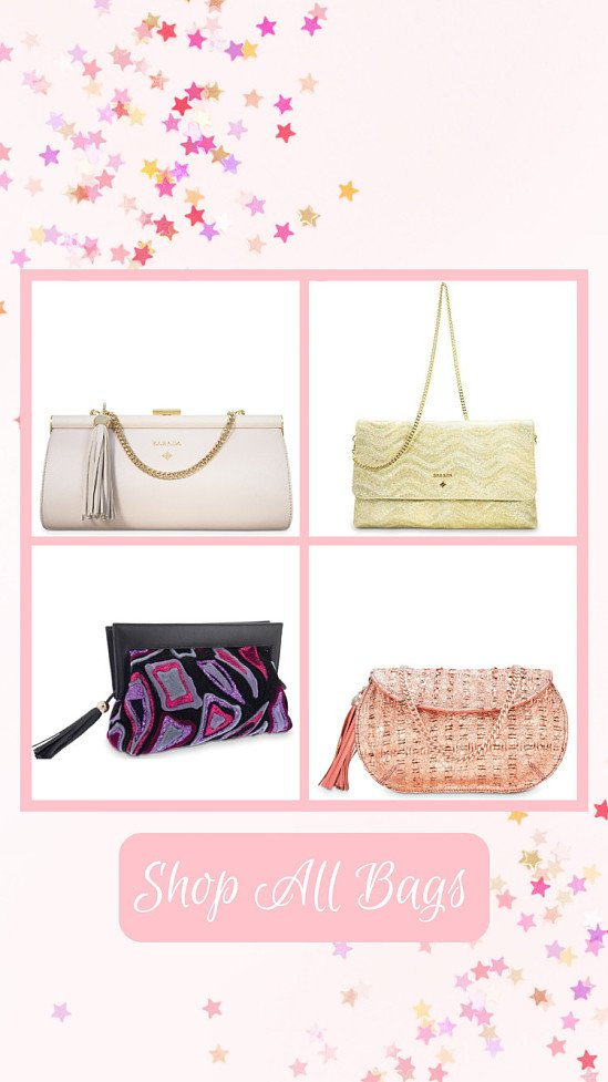 Check out our party season handbags!