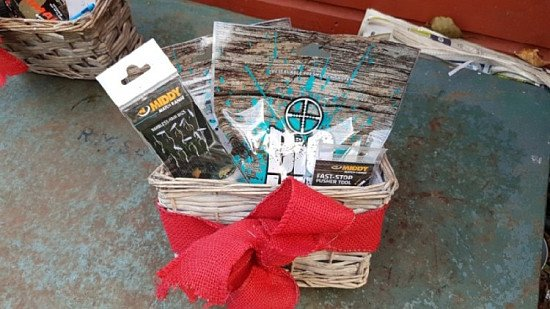 Win A Christmas Gift Basket Of Bait Of Your Choice Valued At £30.00