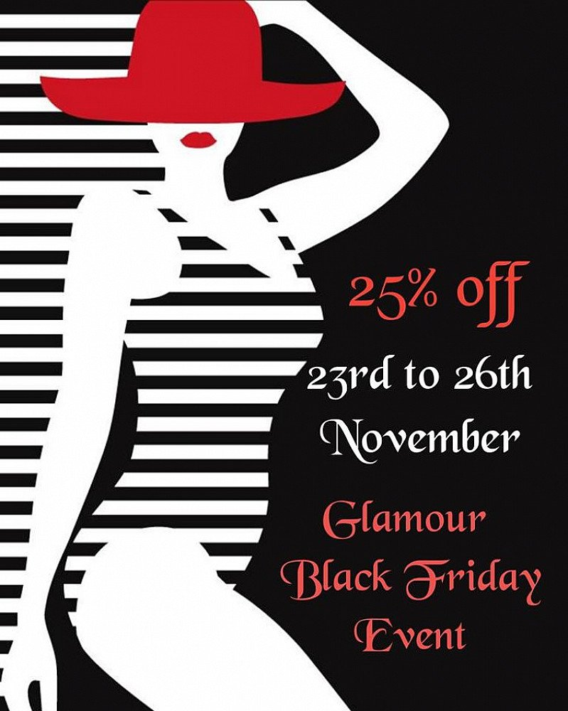 25% OFF ALL CLOTHING INCLUDING SALE ITEMS
