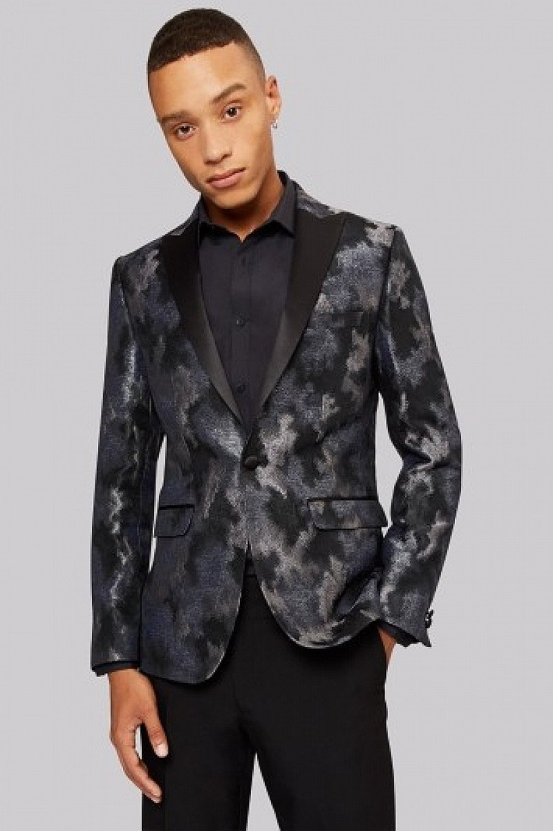 SALE, WITH EXTRA 20% OFF - Moss London Grey Storm Jacket!