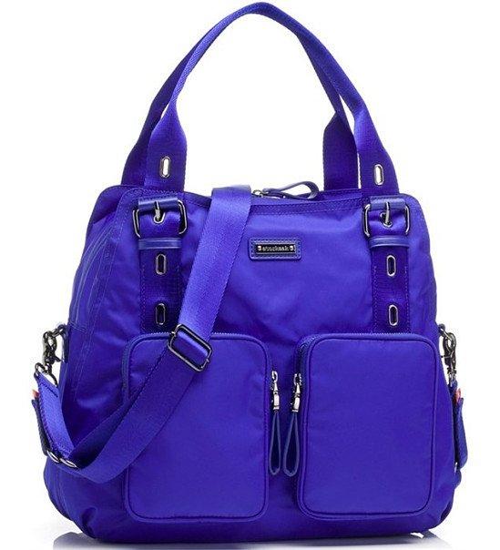 SALE, SAVE £90.00 - Storksak Alexa Changing Bag - Indigo!