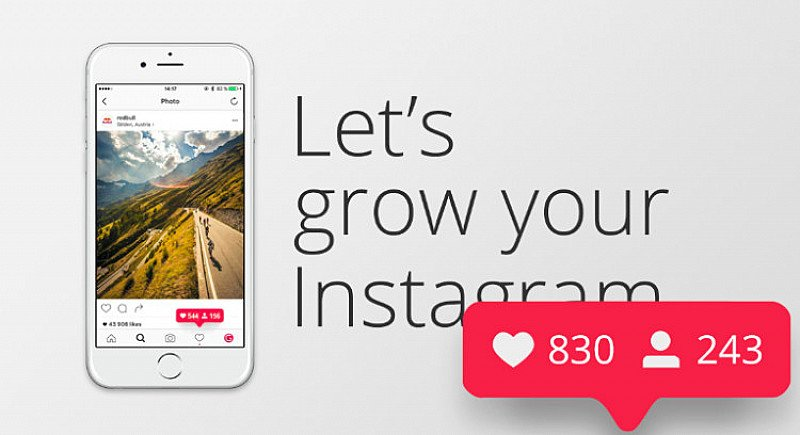 UK's NO.1 INSTAGRAM GROWTH AI TOOL - BECOME AN INFLUENCER!
