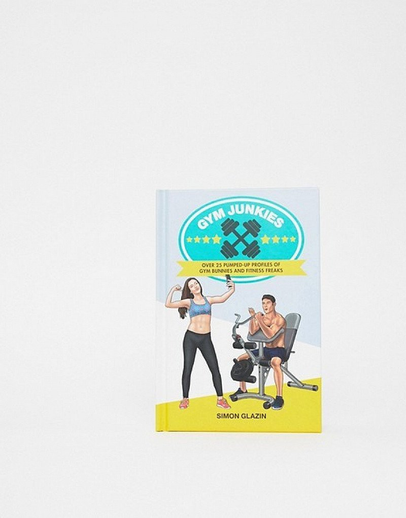 UP TO 50% OFF GIFTING - Gym junkies fitness book!