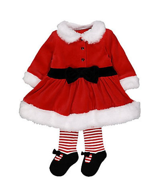 CHRISTMAS AT MOTHERCARE - christmas mrs santa dress up: £16.50!