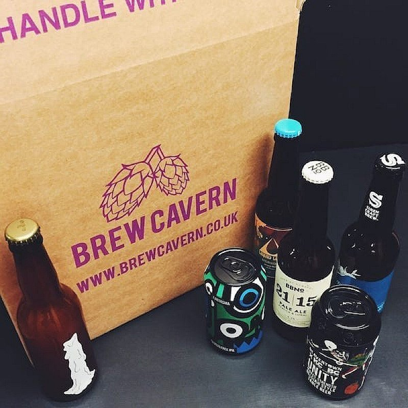 CHRISTMAS GIFT IDEAS - MIXED CASE – 6 X HOPPY IPAS AND PALES £25.00!