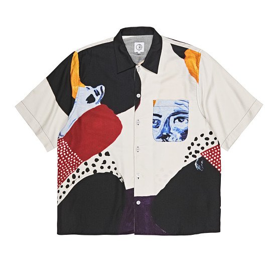 CHRISTMAS GIFT IDEAS - Polar Art Shirt Multi £65.00!