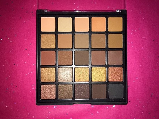 SHOP NOW FOR GIFT IDEAS - Desert Spice Palette: £18.50!