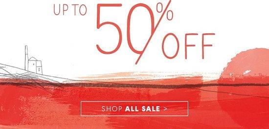 SALE- 50% off