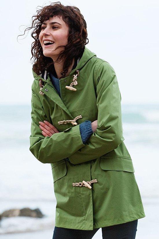 SAVE- Long Seafolly Jacket