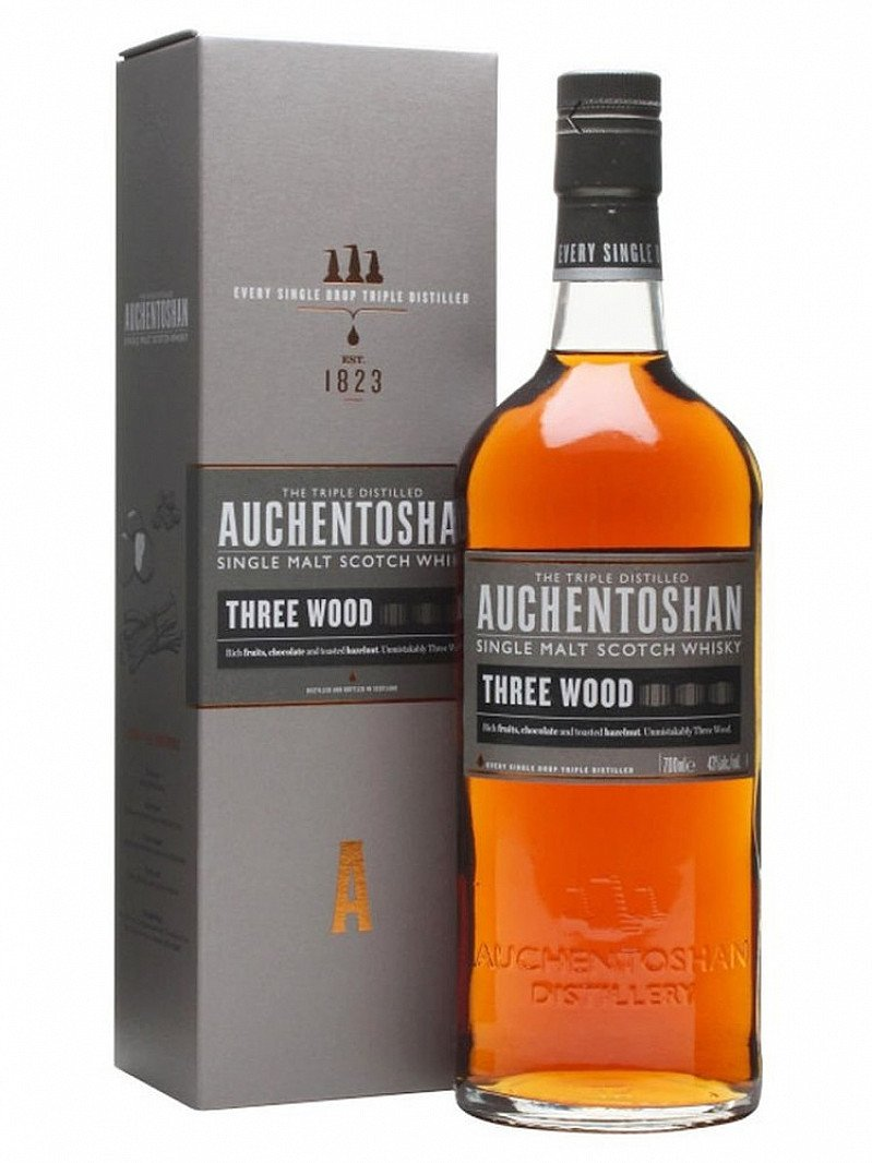 SALE ON DRINKS - Auchentoshan, Three Wood!