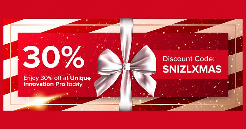 30% off Christmas Deal!