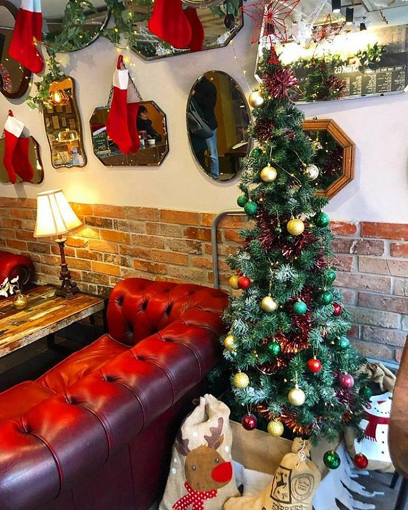 Who's counting down to Christmas!? Come in store and check out our festive decorations!